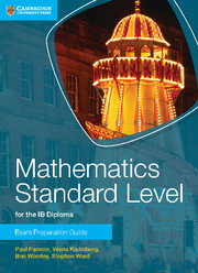 Mathematics Standard Level for the IB Diploma