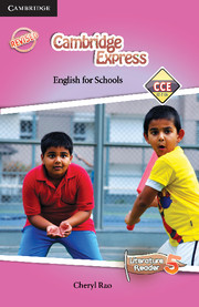Cambridge Express 5 Literature Reader CCE Edition (Primary)
