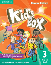 Kid's Box Level 3