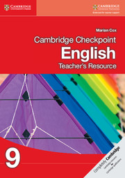 Teacher's Resource CD-ROM 9
