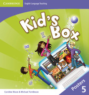 Kid's Box Level 5 Posters (8)