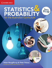 Statistics and Probability in the Australian Curriculum Years 9 and 10