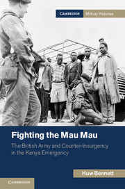 Fighting the Mau Mau