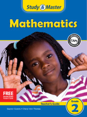 Study & Master Mathematics Teacher's Guide Grade 2