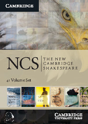 The New Cambridge Shakespeare