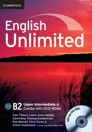 English Unlimited Upper Intermediate A