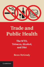 Trade and Public Health