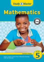 Study & Master Mathematics Learner's Book Grade 5