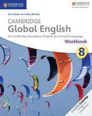 Cambridge Global English Stages 7–9 Stage 8 Workbook
