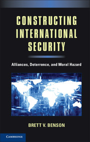 Constructing International Security