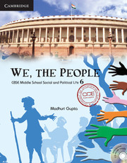 We, The People Level 6 Student Book with CD-ROM