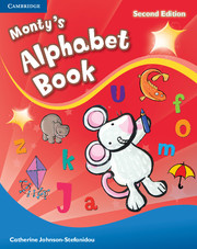 Kid's Box Levels 1–2 Monty's Alphabet Book