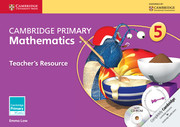 Cambridge Primary Mathematics Stage 5 Teacher's Resource with CD-ROM