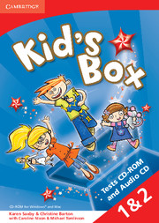 Kid's Box Levels 1-2