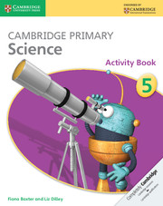 Cambridge Primary Science Stage 5