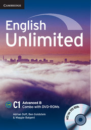 English Unlimited Advanced B