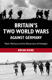 Britain's Two World Wars against Germany