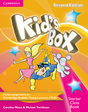 Kid's Box 2nd Edition