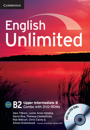 English Unlimited Upper Intermediate B