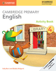 Cambridge Primary English Stage 4 Activity Book