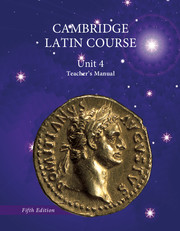 North American Cambridge Latin Course Unit 4 Teacher's Manual