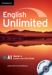 English Unlimited Starter A