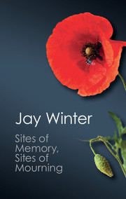 Sites of Memory, Sites of Mourning