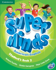 Super Minds American English Level 2