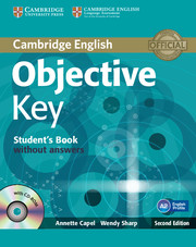 Objective Key 2nd Edition