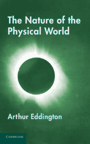 The Nature of the Physical World