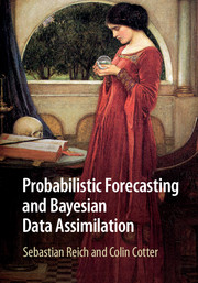 Probabilistic Forecasting and Bayesian Data Assimilation