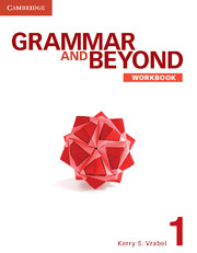 Grammar and Beyond Level 1 Online Workbook (Standalone for Students) via Activation Code Card