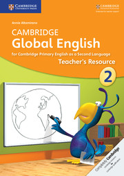 Cambridge Global English Stage 2