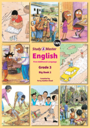 Study & Master English FAL Big Book 2 Grade 3