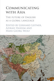 Communicating with Asia edited by Gerhard Leitner