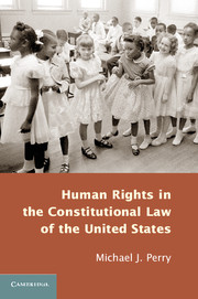Human Rights in the Constitutional Law of the United States
