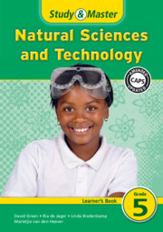 Study & Master Natural Sciences and Technology Learner's Book Grade 5
