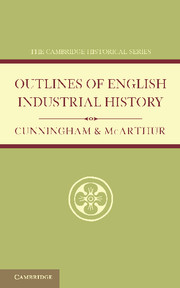 Outlines of English Industrial History
