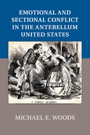 Emotional and Sectional Conflict in the Antebellum United States