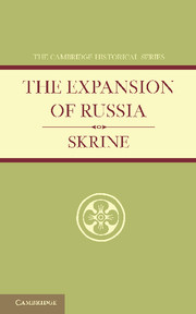 The Expansion of Russia