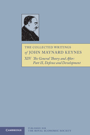 The Collected Writings of John Maynard Keynes