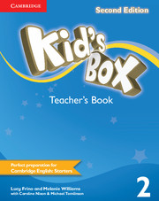 Kid's Box Level 2 Teacher's Book