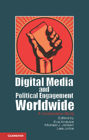 Digital Media and Political Engagement Worldwide
