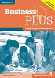 Business Plus Level 1