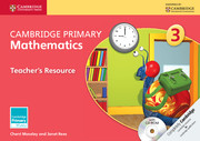 Cambridge Primary Mathematics Stage 3 Teacher's Resource with CD-ROM