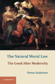 The Natural Moral Law