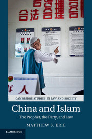 China and Islam