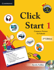Click Start Level 1 Student's Book with CD-ROM