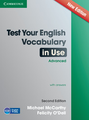 Test Your English Vocabulary in Use Advanced with Answers