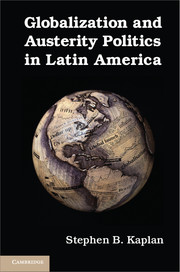 Globalization and Austerity Politics in Latin America